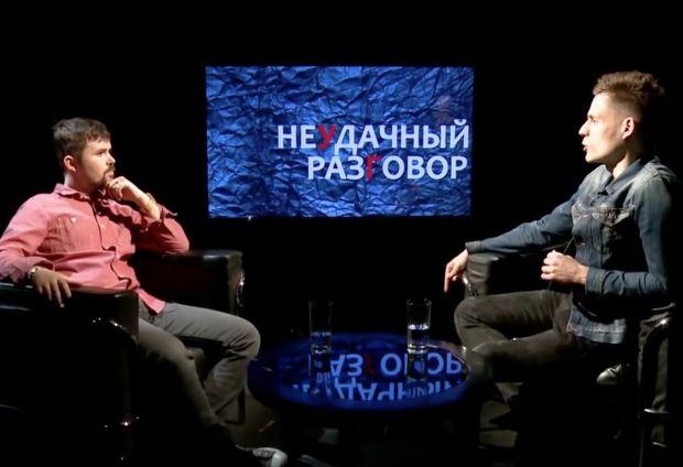 Вася Обломов и Юрий Дудь спародировали российское телевидение