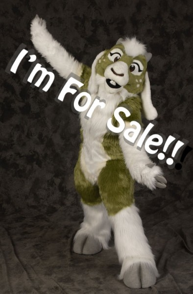 Clover The Goat Fursuit For Sale So Here It Comes The