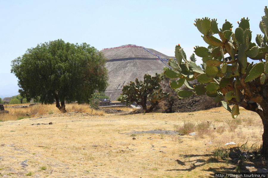 Piramida-del-Sol