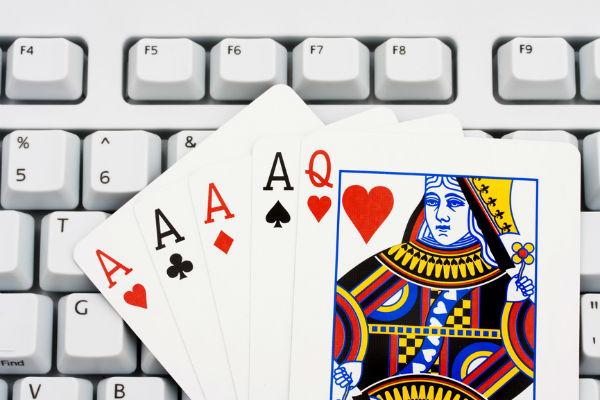 Покер компьютер 600