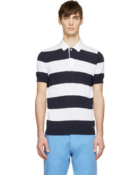 Paranoia Over Man In Striped Shirt