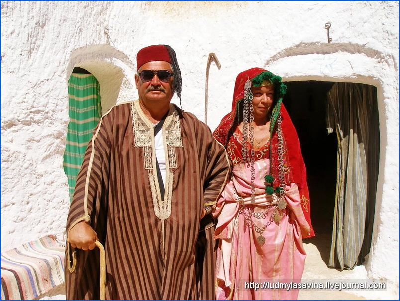 того, что тунис коренные жители фото делал