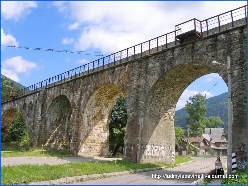 P1010712 Австрийский железнодорожный мост-виадук