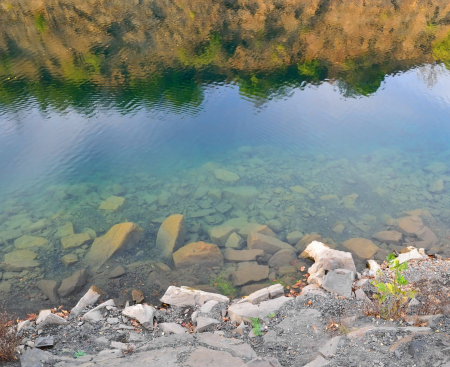 красный сулин озеро каньон фото