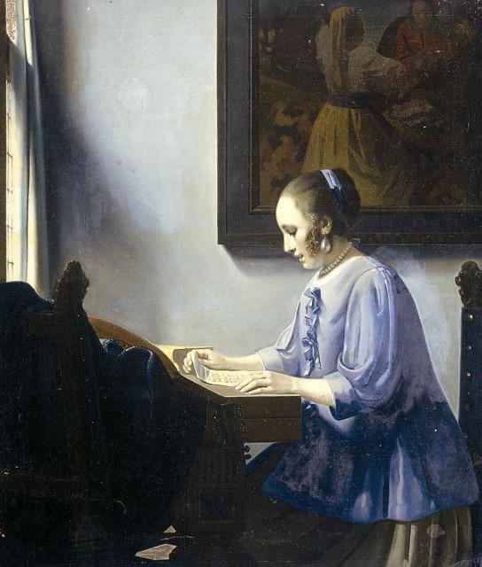 Johannes vermeer - the love letter wallpaper #3 1440 x 900lubrifiant prix phoutos