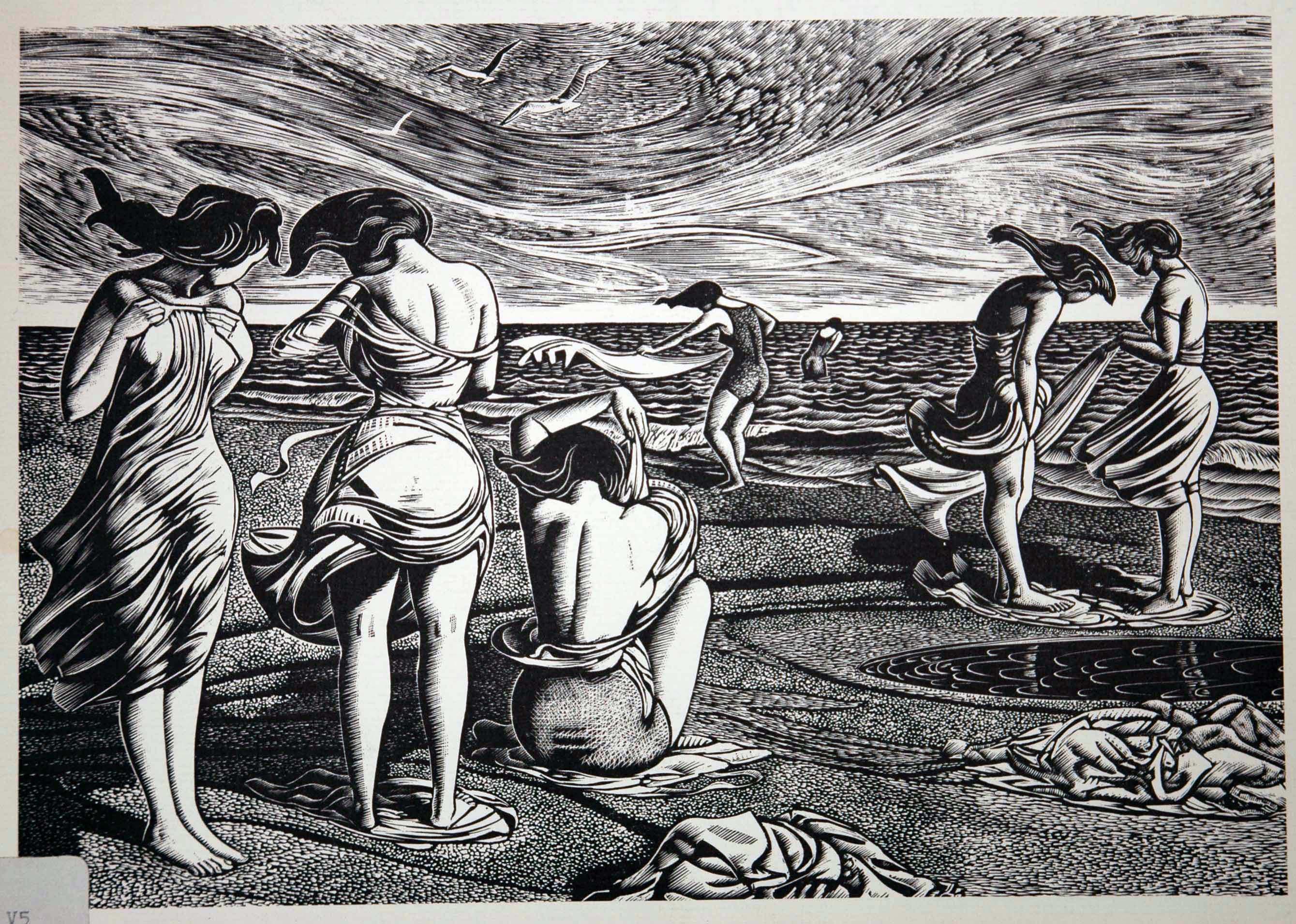 Erotic paintings of stanislav sugintas - 3 part 5