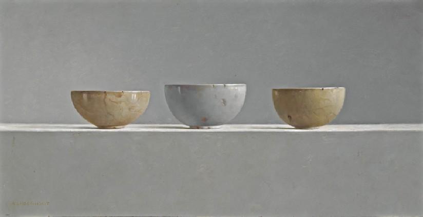Annemiek Groenhout (b.1957) - НОВАЯ ВОЛНА ГОЛЛАНДСКОГО НАТЮРМОРТА # 23