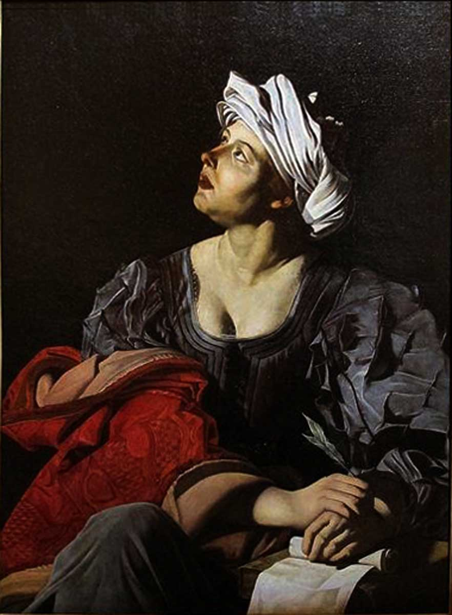 caravaggios paintings inspired - HD882×1200