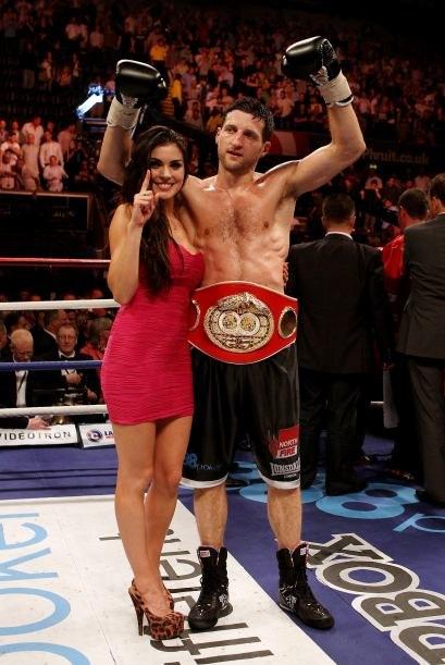 фото жены боксеров