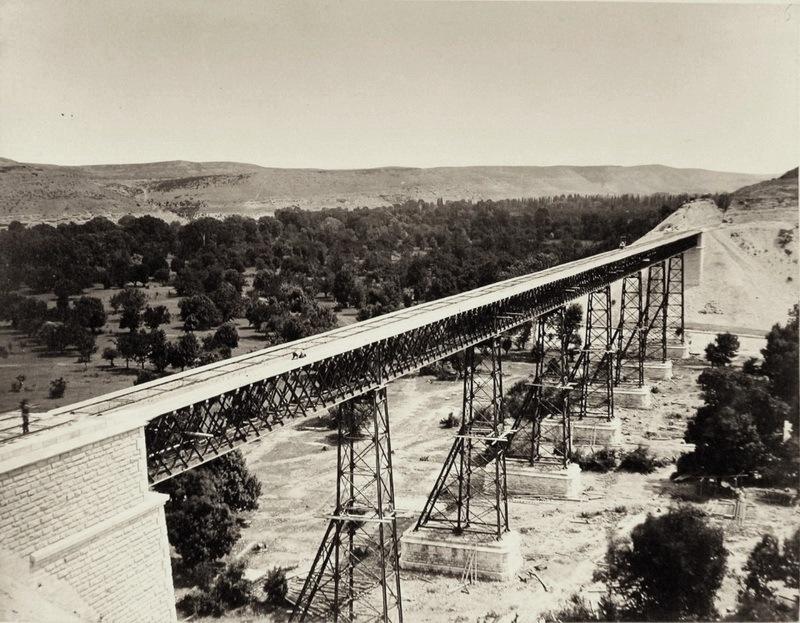 Камышлы. Мост. 1890. http://www.svvmiu.ru/forum/