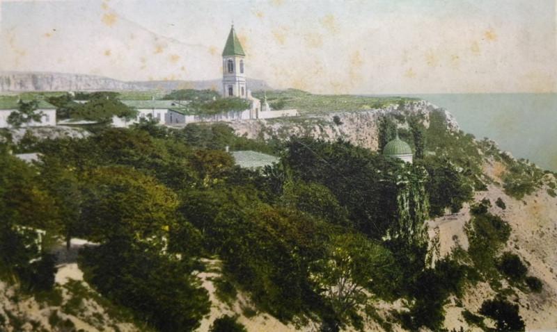Открытка начала XX века из домашнего альбома lugovskaya_l