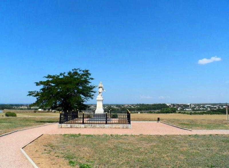 Мемориал Альминского сражения 8 сентября 1854 года