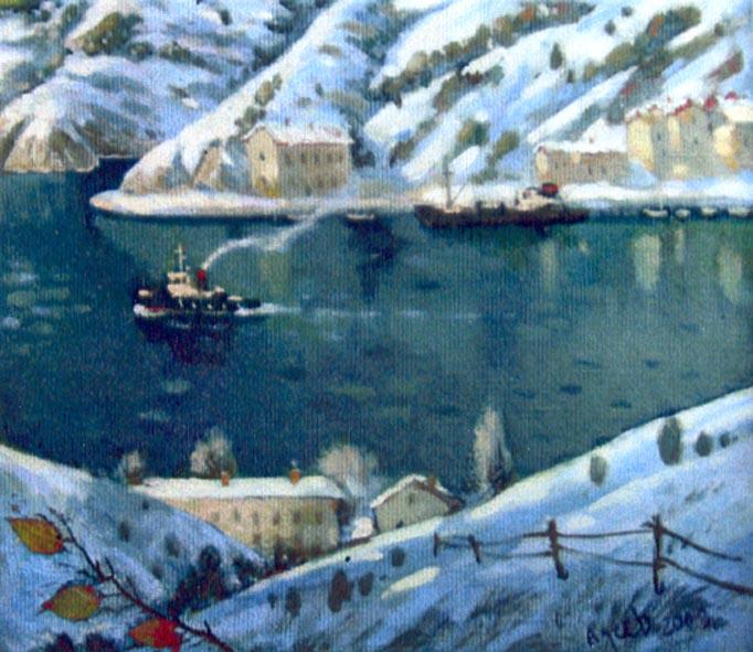 Зимняя Балаклава