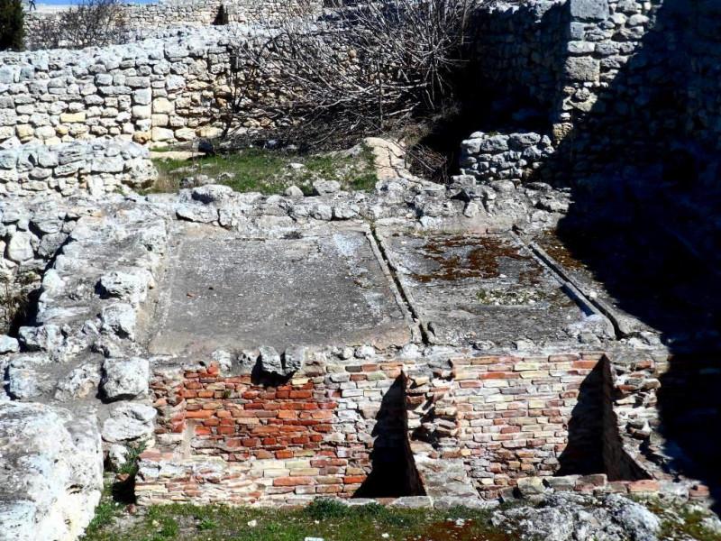 Дом с винодельней II - IV вв. н. э.