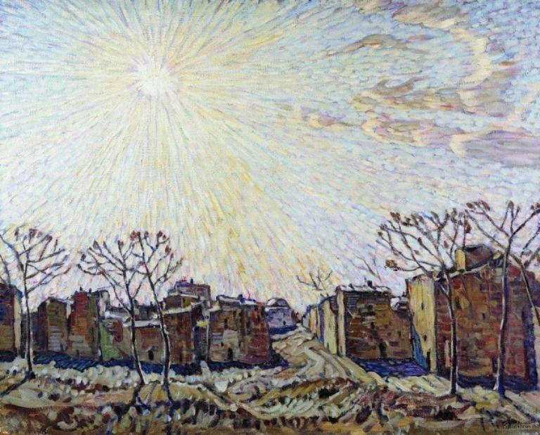 Солнце. 1906