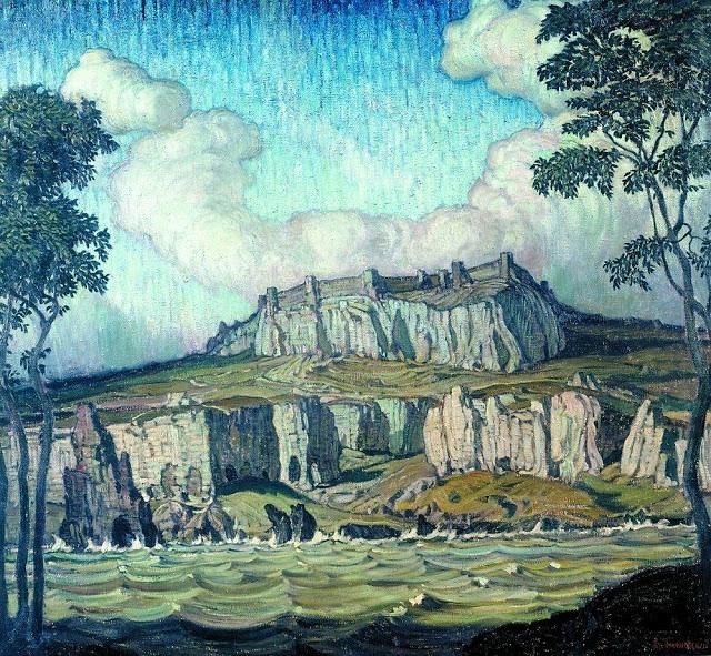 Берег моря. 1907