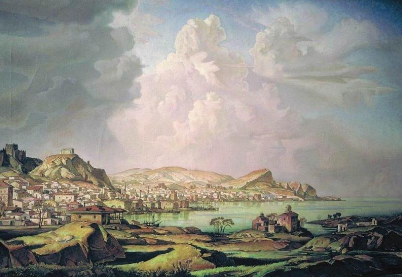 Каффа (Старая Феодосия). 1927