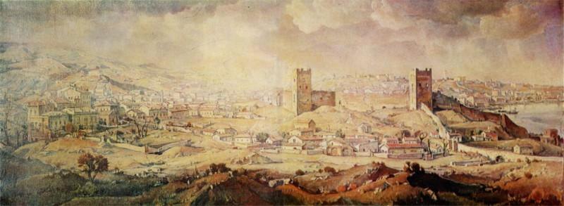 Феодосия. 1930