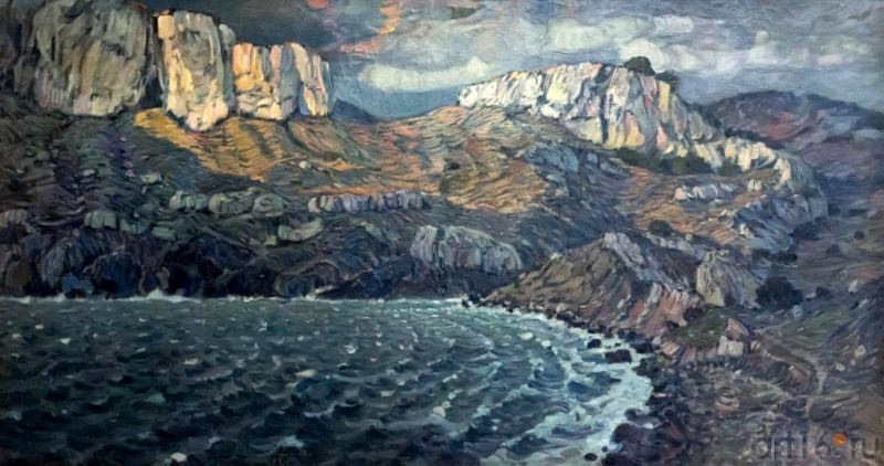 Пустынная страна. 1903