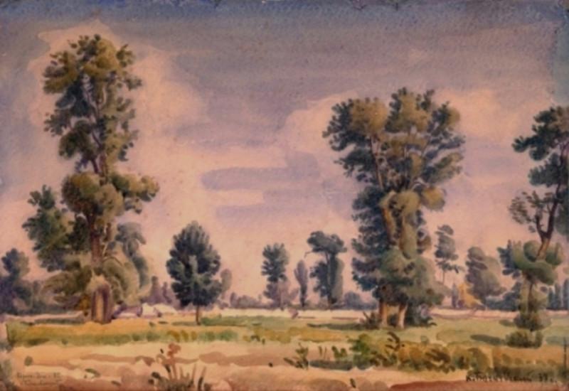 Баран Эли. 1935