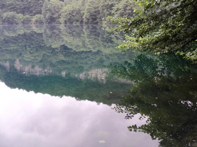 Голубые озера. Кабардино-Балкария