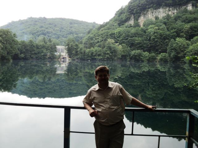 Кабардино-Балкария. Голубые озера. Анатолий Баташев