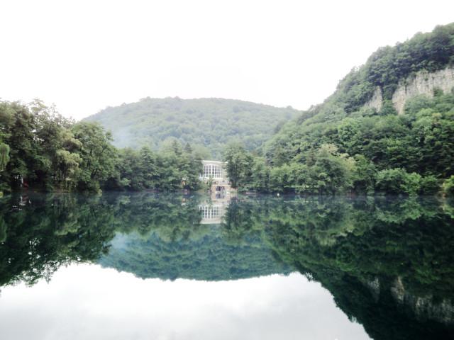 Кабардино-Балкария. Голубые озера