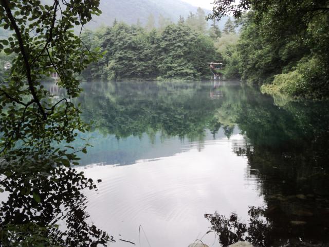 Горная Балкария. Голубые озера