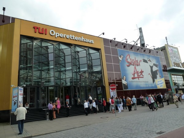 SA-Operettenhaus