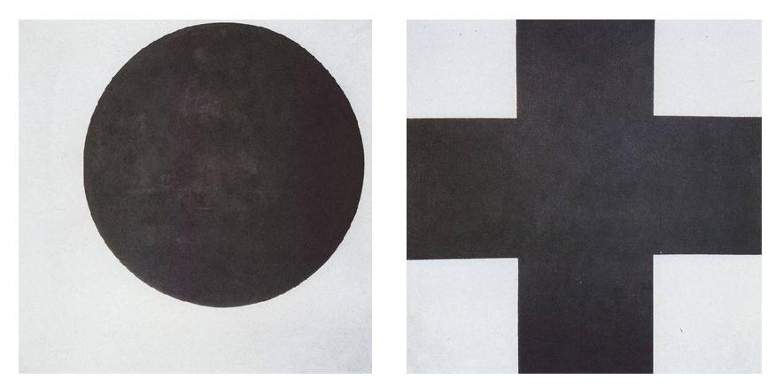 картинки белый чёрный