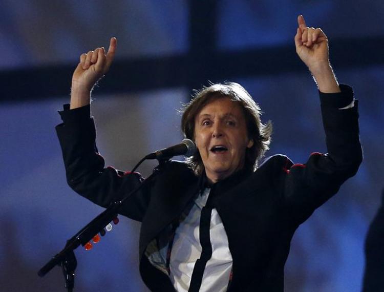 Pussy Riot. Paul McCartney