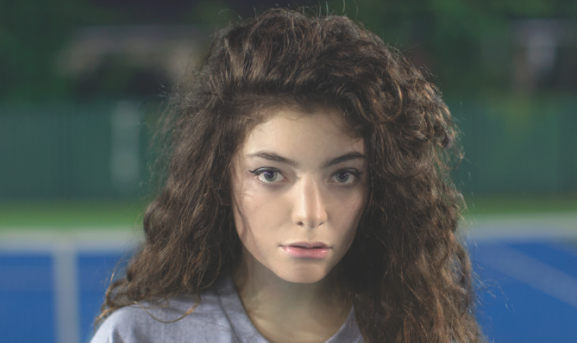 Lorde - Tennis Courts