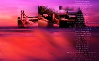 Anggun Pink Ocean