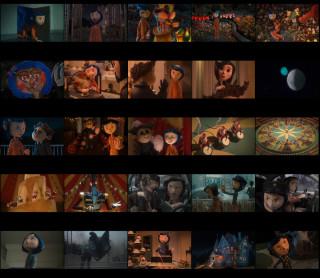Coraline 2009 Cap Tv Tee Livejournal
