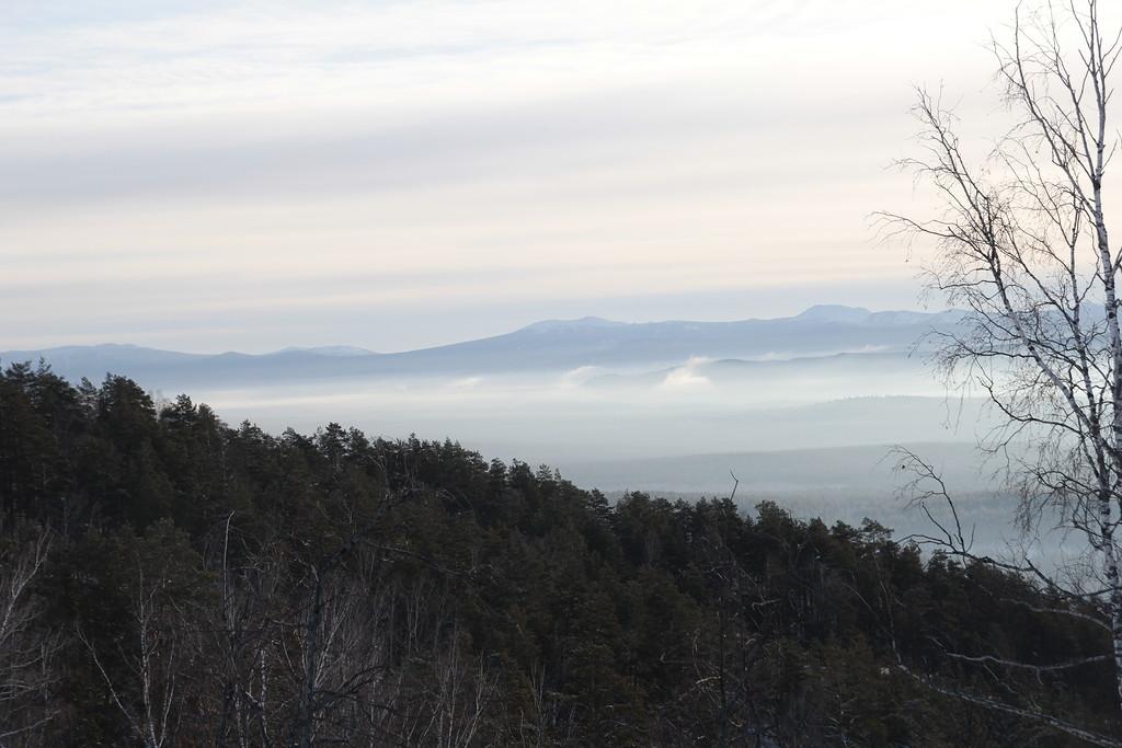 Зимний пейзаж, ЦАО Евразия, виден Таганай.JPG