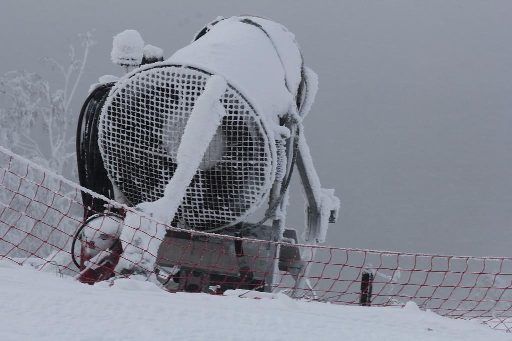 снежная пушка ЦАО Евразия