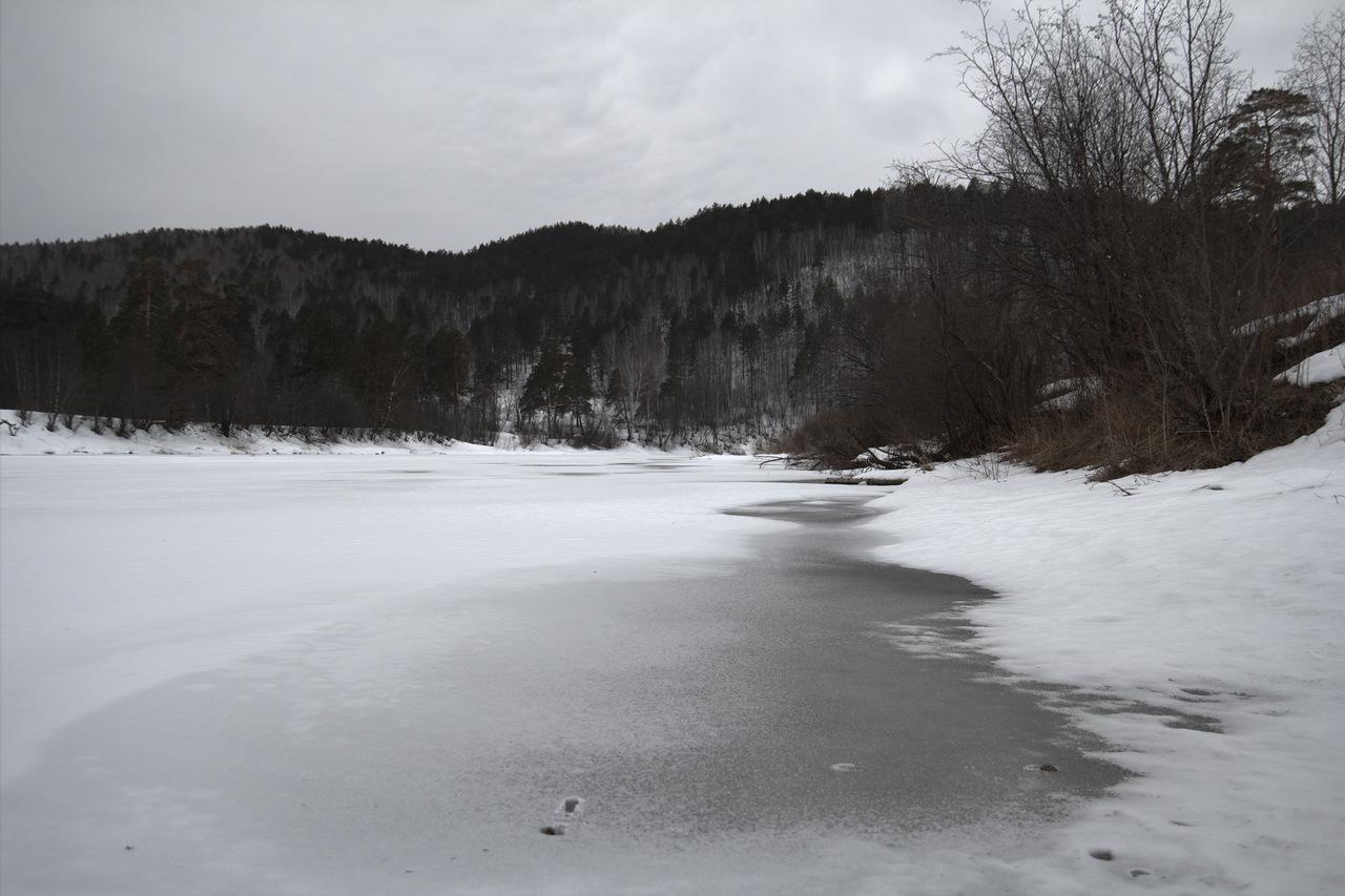 Куса фото река Ай