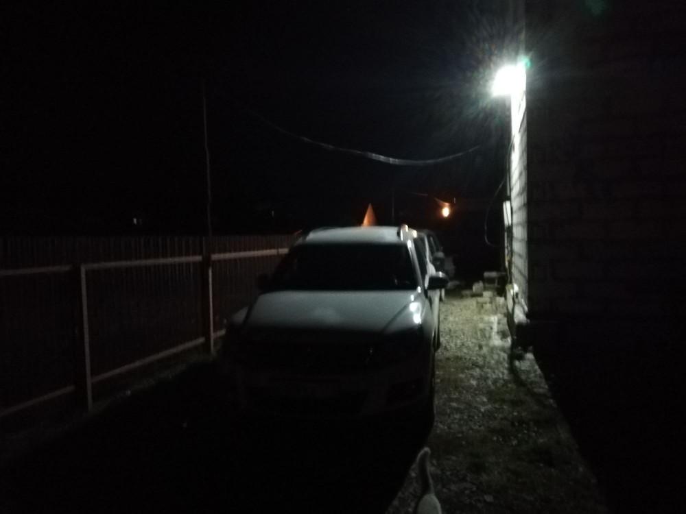 Ночь, улица, фонарь, машины