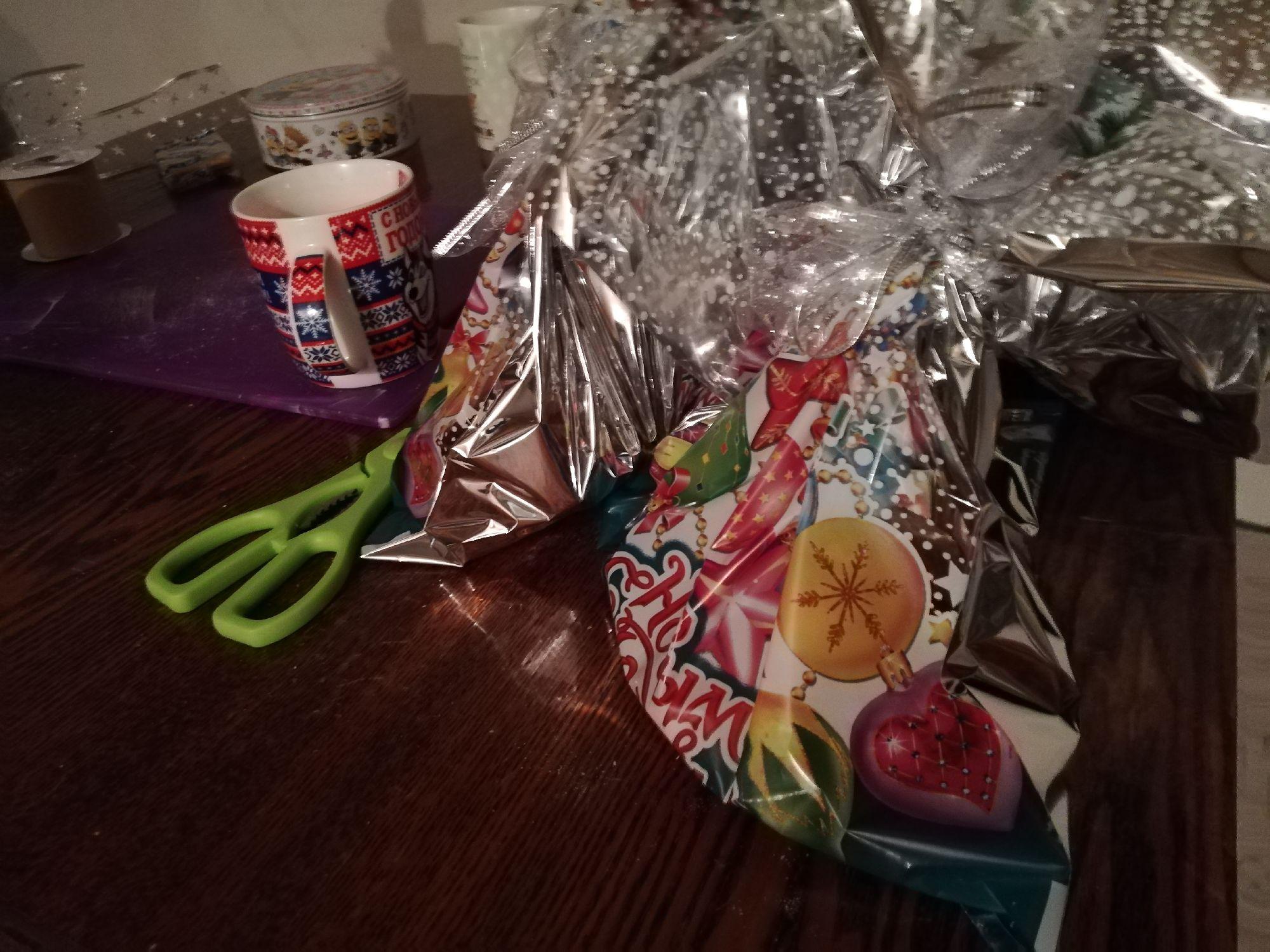 Подарки для друзей готовы!