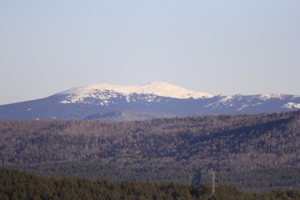 гора Круглица, вид из Кусы