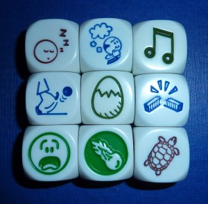 Story Cubes for 20-04-2015