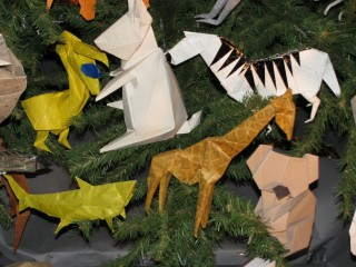 Afterwards We Saw The Amazing Origami Tree And Succumbed To Lure Of Science Books In Gift Shop Was Spectacular