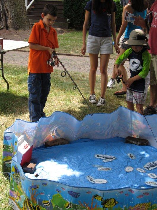 fauxfishing