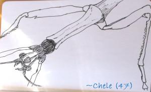 sketchtuesdacheleforest