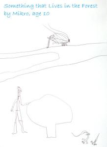 sketchtuesdaymikroforest