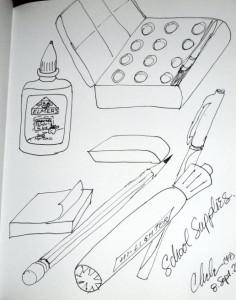 sketchtuesdayschoolsupplieschele