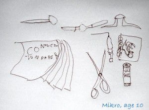 sketchtuesdayschoolsuppliesmikro