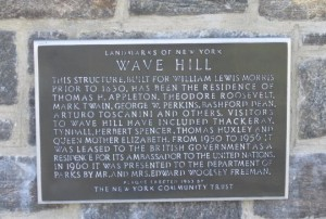 wavehillplaque