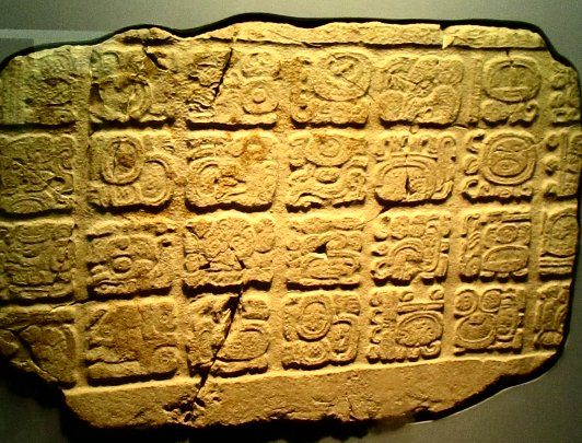 mayanglyphs