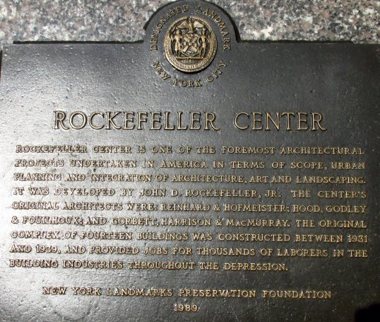 rockefellerplaque